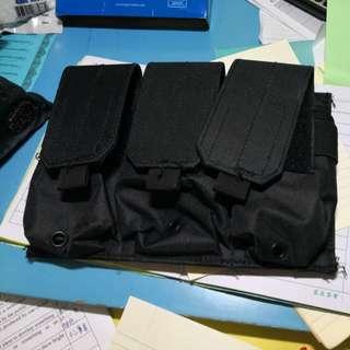 三聯彈夾袋