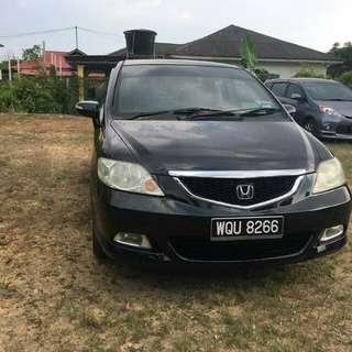 Honda City 1.5 (auto) 2008