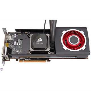 R9 290x with cosair h80 custom cooling