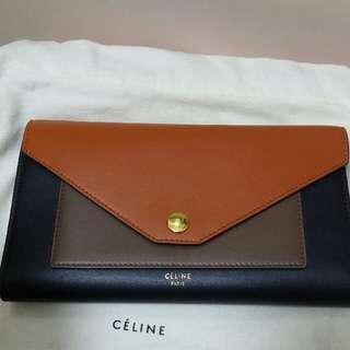 Celine Wallet 銀包 (100% Real)