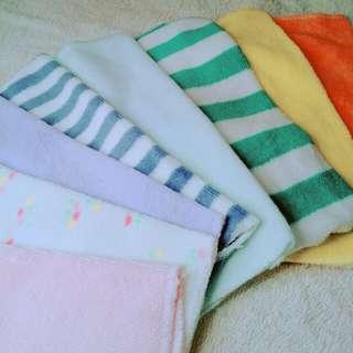 ❗SALE❗Brand New Burp Cloths