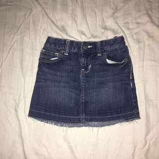 Pre-owned Denim Skirt from Old Navy