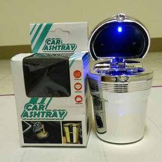 🚚 LED燈車用煙灰缸