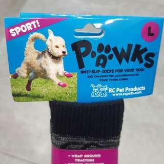 BNIB Sport PAWks - Dog Socks