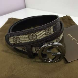 Gucci belt Authentic for women