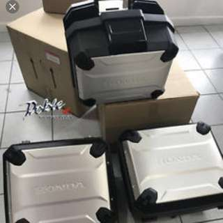Honda Africa Twin OEM Boxes (2017)