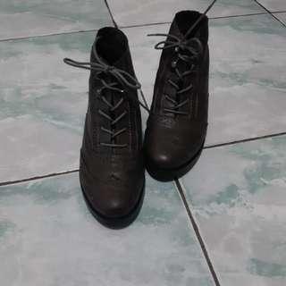 Zalora Oxford Boots