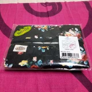 NaRaYa Tissue (Pouch Black with flora)
