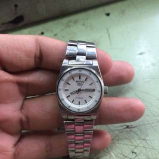 Seiko mechanical watch for women