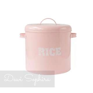 Rice Storage Tin