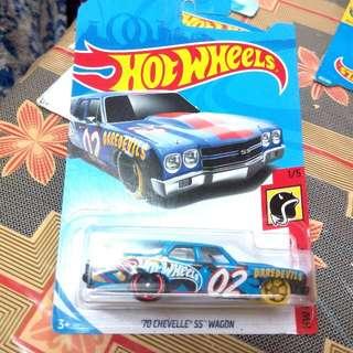 hotwheels chevele SS wagon