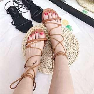 PO Gladiator Sandals