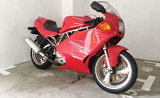 Ducati Supersports 400