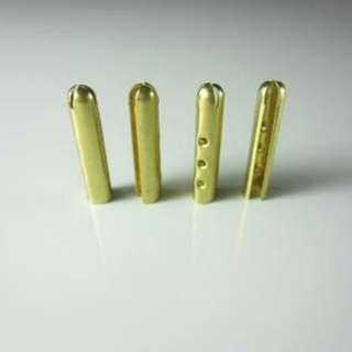 Chikoy Gold Aglets