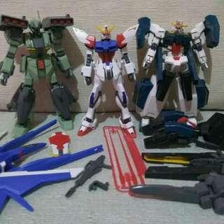HG Gundams 1:144