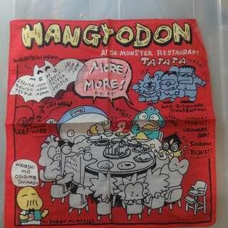 Hangyodon 手巾 (非賣品)
