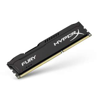 BN life warranty - Kingston HyperX FURY 8GB Kit (2x4GB) ram 1600MHz DDR3