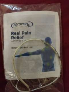 Recovery RX pain relief