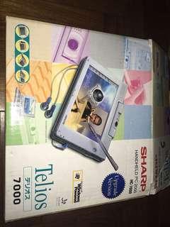 Sharp Handheld PC 2000 HC-7000