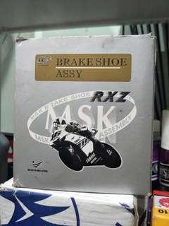 RXS BRAKE SHOE ASSY