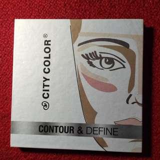 Contour & Define Palette