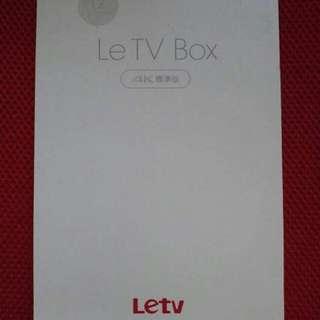 全新Letv樂視盒子