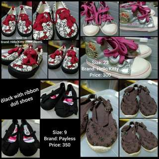 Shoes for kids (girl)