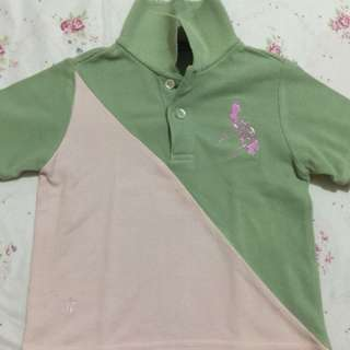 Preloved Polo Shirt for Kids