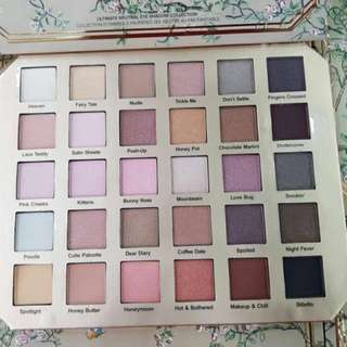 TOO FACED LOVE STORY