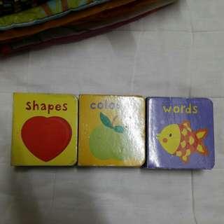 Toddler Cardboard books