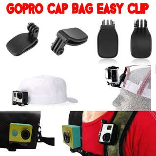 TGP064 Travel Hat Cap clip for Gopro Hero Cameras