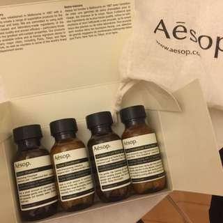 Aesop Jet Kit
