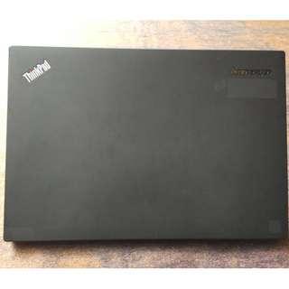 Lenovo Thinkpad T440 BEKAS SECOND MURAH GARANSI PERSONAL 1 BULAN