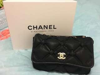 Chanel Chesterfield Flap Bag 100% 全新真品,購自巴黎專門店,有咭、單、盒、防塵袋