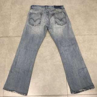 Levi's Premium Men Jeans Light Blue