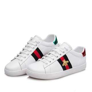 GG faux leather sneakers shoe ladies [PO]