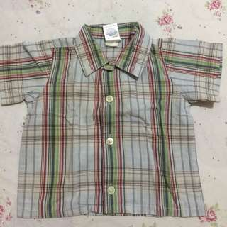 Preloved Polo Shirt for Babies