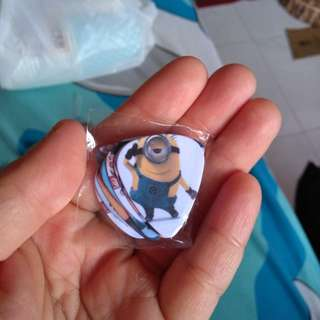 New Minion picks (10 pieces)