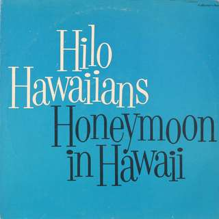 hawaii, Vinyl LP, used, 12-inch original pressing