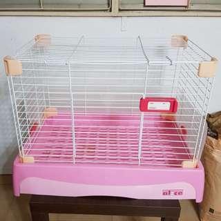 Preloved Alice Raddio Plus Rabbit Cage (Pink)