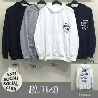 Sweater anti social social club