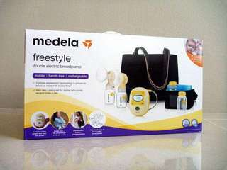 Madela Freestyle Double Electric Breastpump