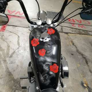 Harley Davidson XL1200S