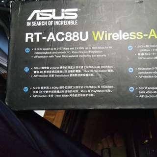 Wifi路由器RTAC88U