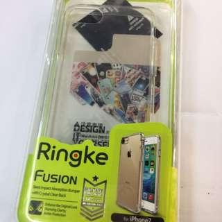 Ringke iPhone 7 / iPhone 8 soft rigid case