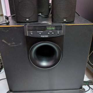 Jbl home speakers 5.1
