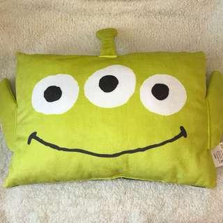 🇯🇵 日本三眼仔Alien 小朋友小枕頭小cushion