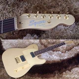Squier by Fender Tele John 5
