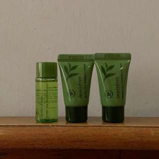 Innisfree Green Tea Series Travel Kit