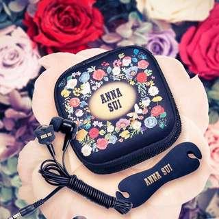 🌻 Authentic Anna Sui in-ear earphone